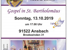 LIGHTS OF GOSPEL in St. Bartholomäus | Vorschaubild